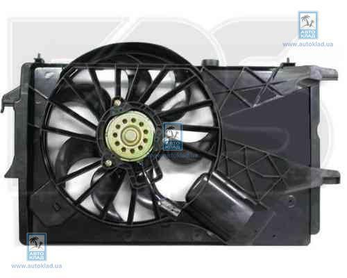 Вентилятор радиатора FPS 52W744