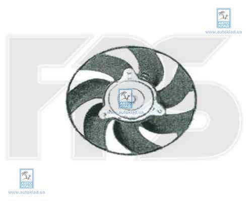 Вентилятор радиатора FPS 54W57