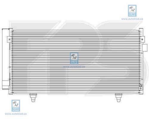 Радиатор кондиционера FPS 67K71X