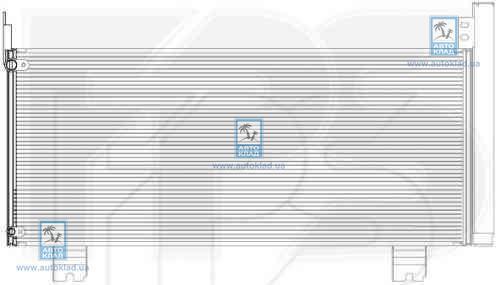Конденсор кондиционера FPS 70K961X