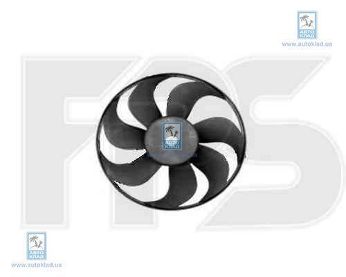 Вентилятор радиатора FPS 74W85