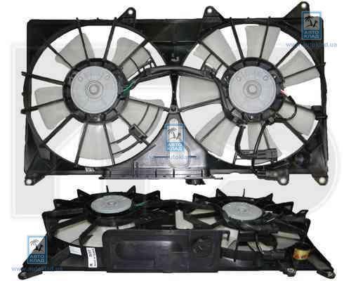 Вентилятор радиатора FPS 81W59