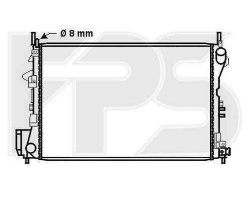 Радиатор охлаждения FPS 52A315