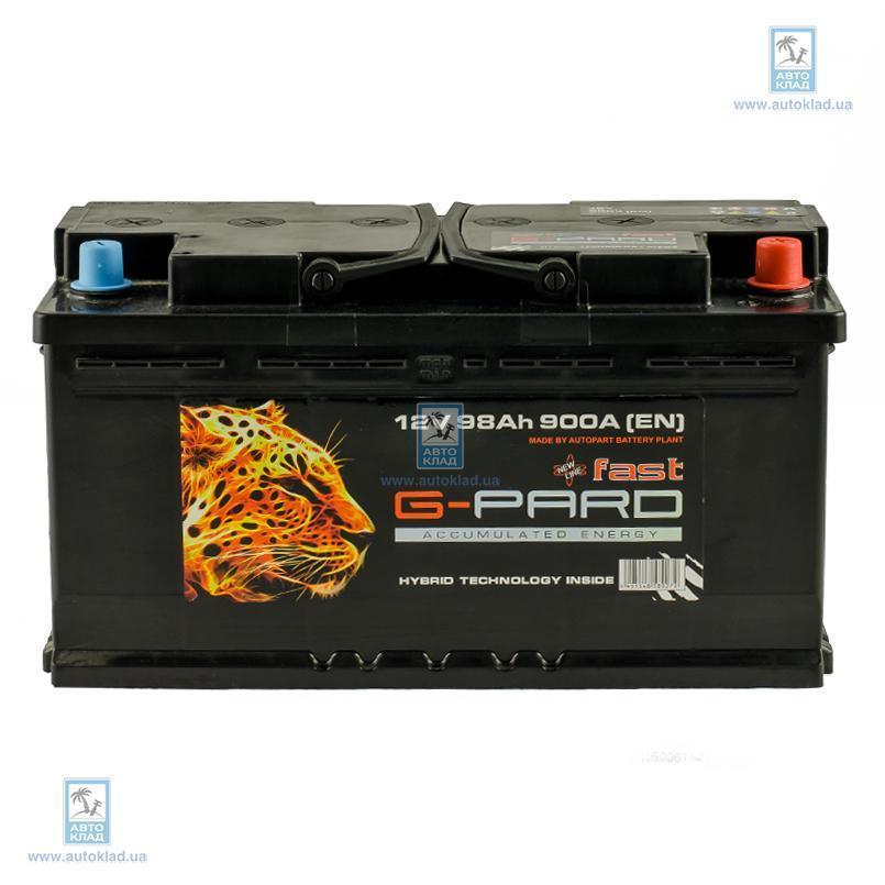 Аккумулятор 98Ач G-PARD TRC098F00
