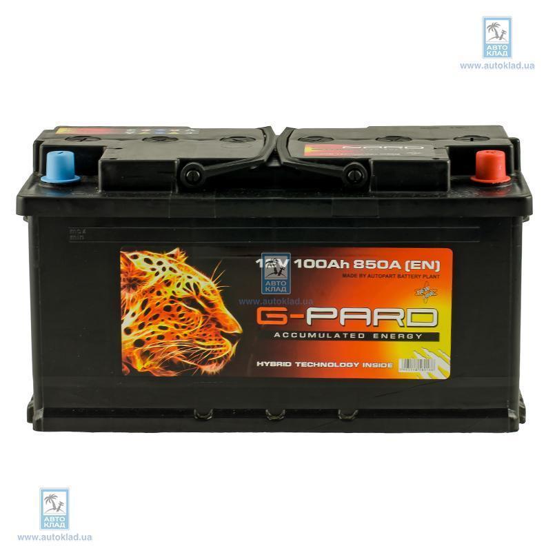 Аккумулятор 100Ач G-PARD TRC10000
