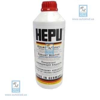 Антифриз G12 красный -37°C 1.5л HEPU P900RMG12