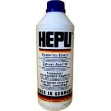 Антифриз G11 синий концентрат -80°C 1.5л HEPU P999