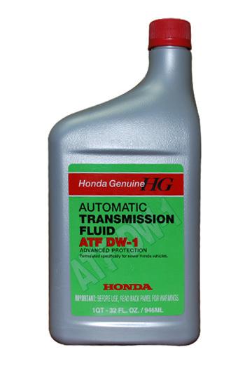 Масло трансмиссионное ATF Z1 DW-1 0.95л HONDA 08200-9008: цена