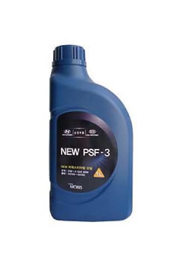 Масло гидравлическое PSF-3 1л HYUNDAI/KIA 0310000100