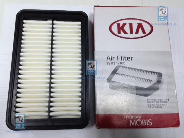 Фильтр воздушный HYUNDAI/KIA 28113-1Y100