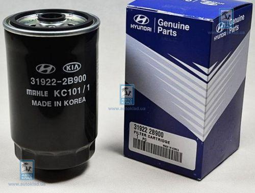 Фильтр топливный HYUNDAI/KIA 319222B900