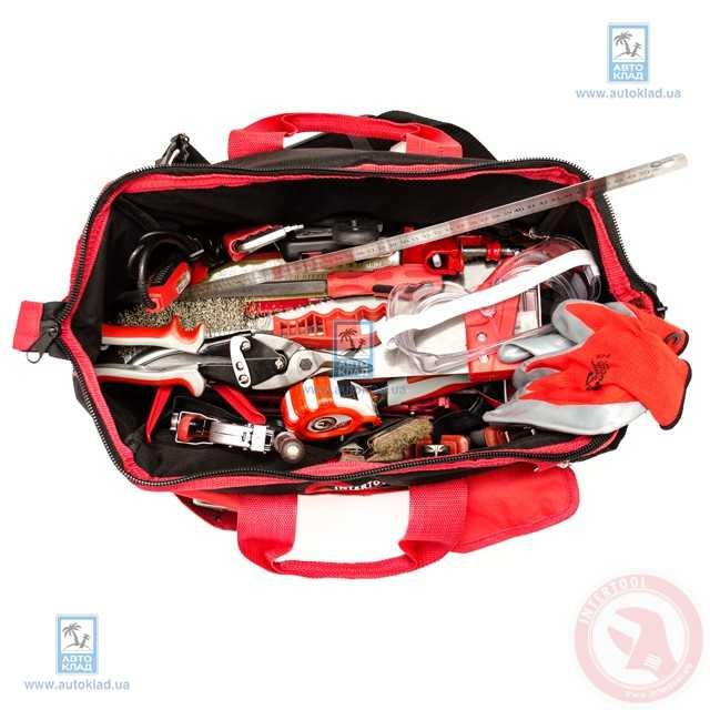 Рис.5 Набор инструментов для дома INTERTOOL BX1001