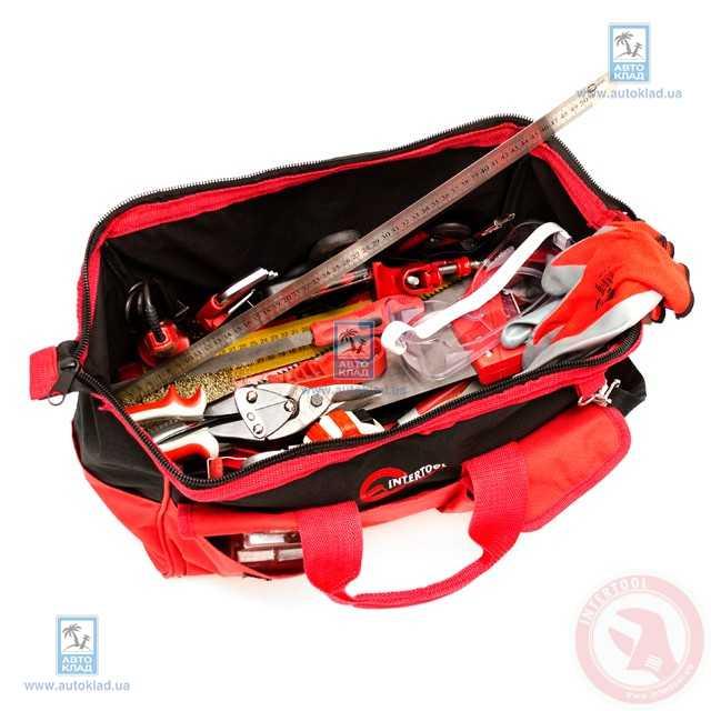 Набор инструментов для дома INTERTOOL BX1001: купить