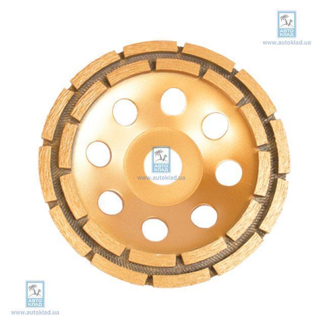 Фреза торцевая шлифовальная алмазная 150x22.2мм INTERTOOL CT6150
