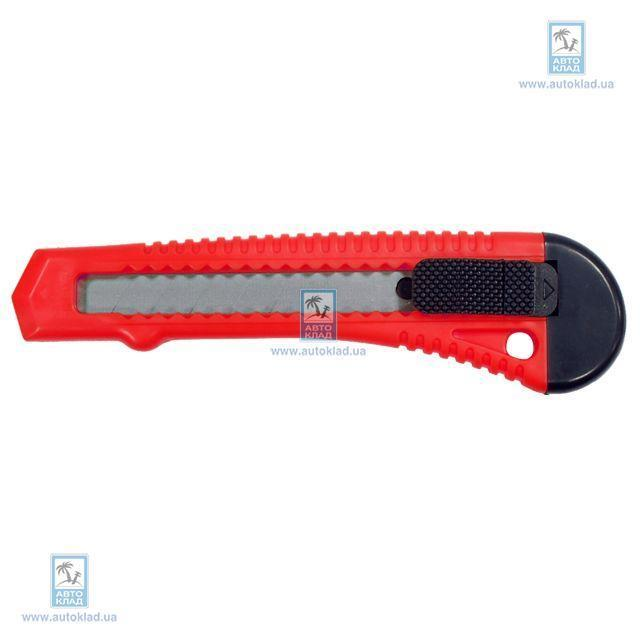 Нож прорезной с отломным лезвием 18мм INTERTOOL HT0500