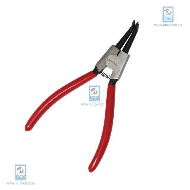 Щипцы для снятия стопорных колец INTERTOOL HT7014