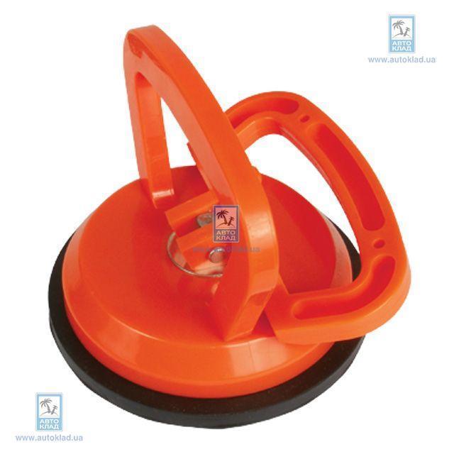 Держатель-присоска для стекол одинарная 120мм max 40кг INTERTOOL HT7101