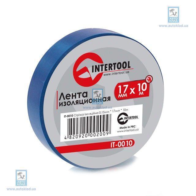 Лента изоляционная INTERTOOL IT0010