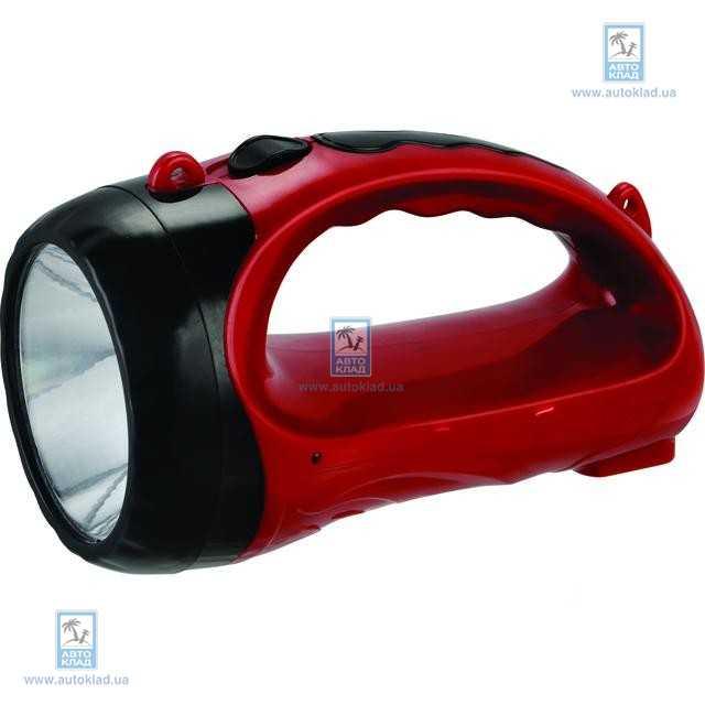 Фонарь LED аккумуляторный INTERTOOL LB0103