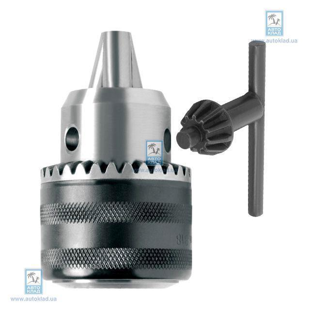 Патрон для дрели с ключом 1/2''- 20, 1-13мм INTERTOOL ST1220