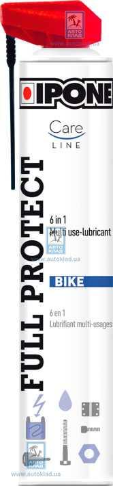 Многофункциональная смазка 6 в 1 Spray FULL PROTECT 250мл IPONE 800663: купить