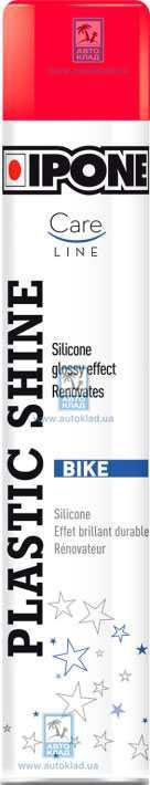 Спрей для пластика PLASTIC SHINE 250мл IPONE 800665: стоимость
