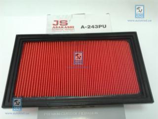 Фильтр воздушный JS ASAKASHI A243PU: цена