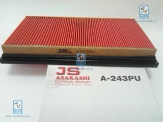 Фильтр воздушный JS ASAKASHI A243PU: заказать