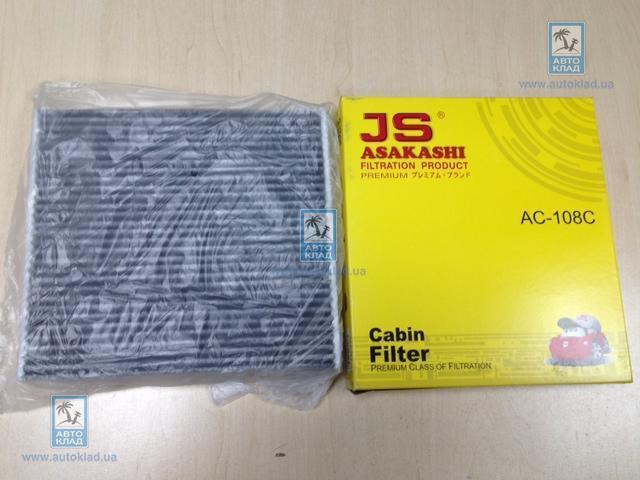 Фильтр салона угольный JS ASAKASHI AC207C