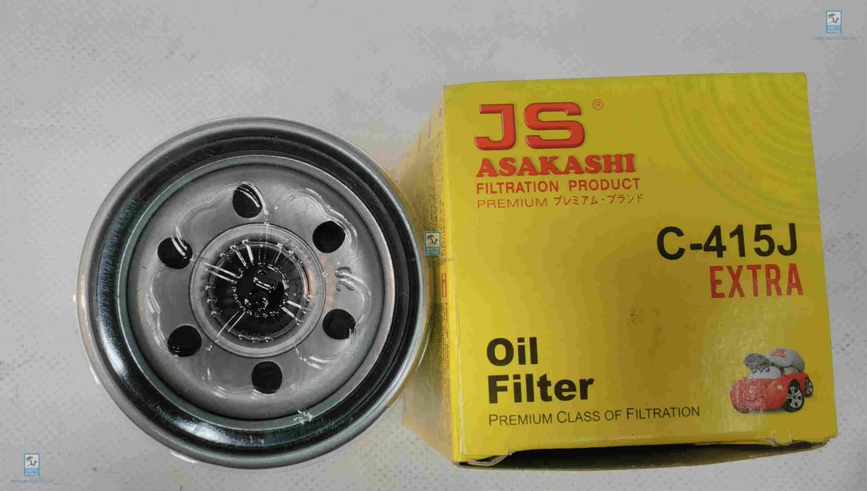 Фильтр масляный JS ASAKASHI C415J