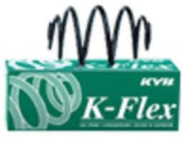 Пружина подвески KYB / K-FLEX RC1512