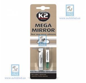 Клей для зеркала заднего вида 6мл K2 B110