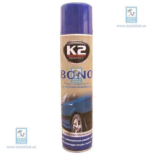 Полироль для пластика BONO 300мл K2 K150
