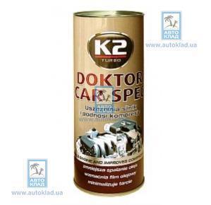Стабилизатор вязкости масла Doktor Car Spec 443мл K2 T350