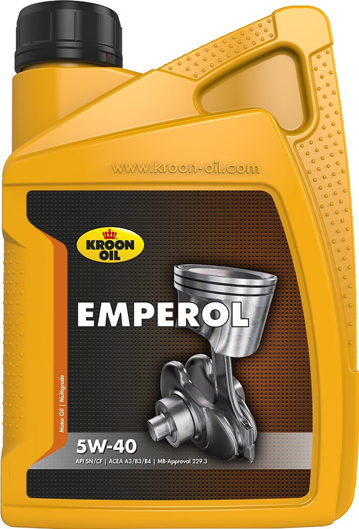 Масло моторное 5W-40 Emperol 1л KROON OIL 02219