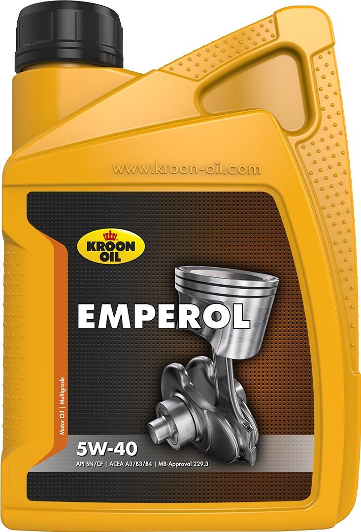 Купить Масло моторное 5W-40 Emperol 1л KROON OIL 02219