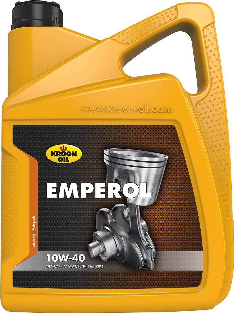 Масло моторное 10W-40 Emperol 5л KROON OIL 02335