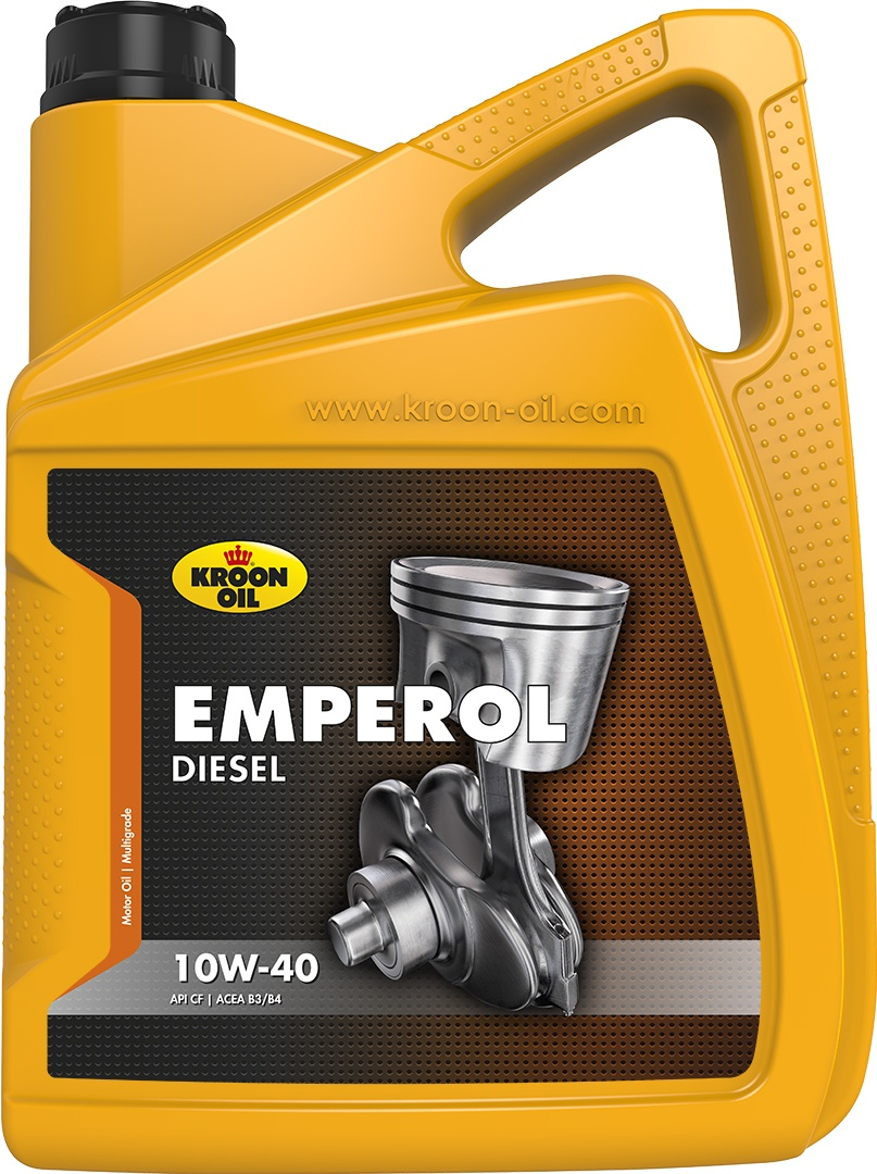 Купить Масло моторное 10W-40 Emperol Diesel 5л KROON OIL 31328