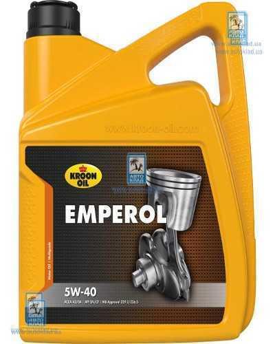 Масло моторное 5W-40 Emperol 4л KROON OIL 33217: заказать