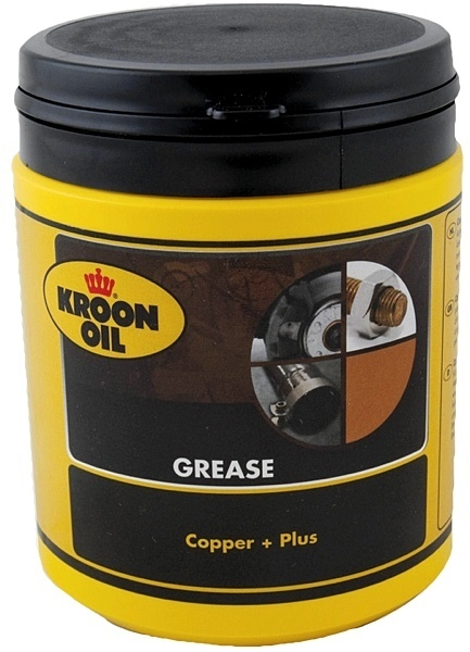 Смазка Copper+Plus 600гр KROON OIL 34077
