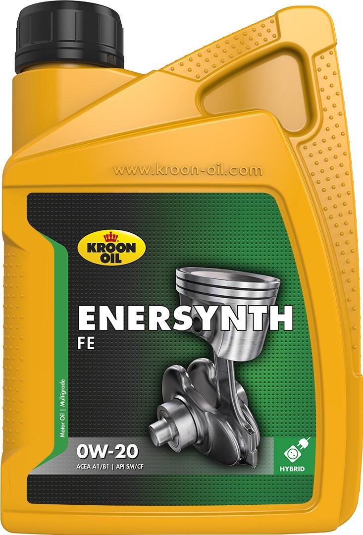 Масло моторное 0W-20 EnerSynth FE 1л KROON OIL 34337