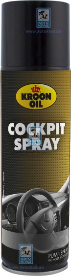 Полироль салона COCKPITSPRAY 300мл KROON OIL 39018: заказать