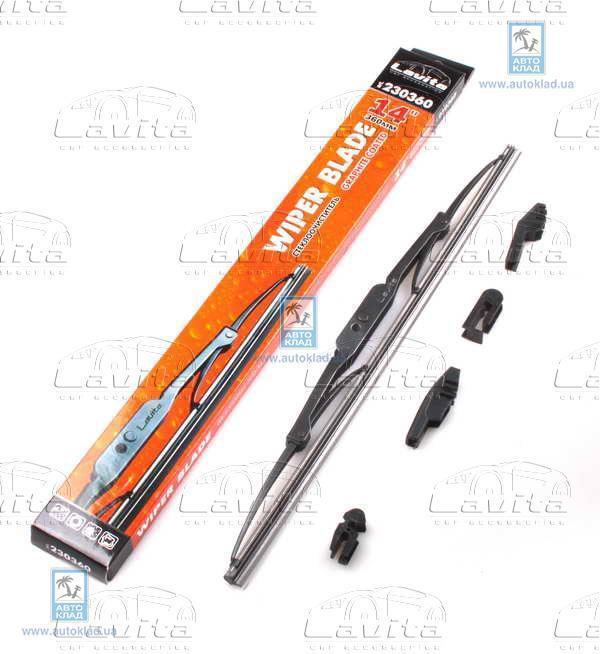 Щетка стеклоочистителя 360мм LAVITA 230360: цена