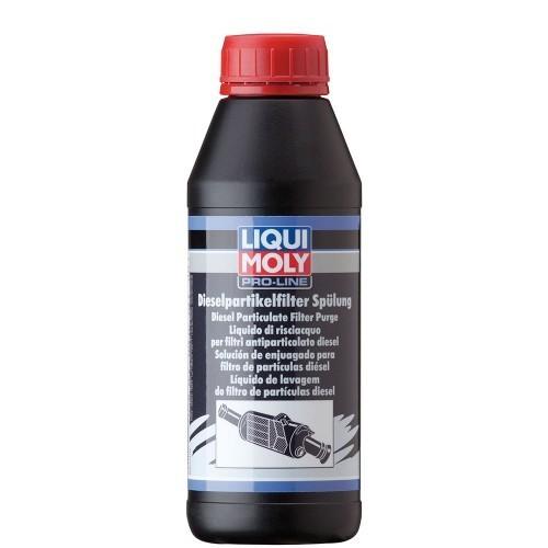 Жидкость промывочная для фильтров DPF 500мл LIQUI MOLY 5171