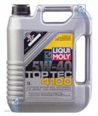 Масло моторное 5W-40 Top Tec 4100 5л LIQUI MOLY 7501