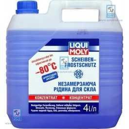 Жидкость омывателя зимняя -27°C 4л LIQUI MOLY 8806