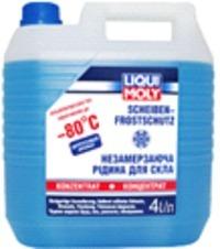 Жидкость омывателя зимняя концентрат -80°C 4л LIQUI MOLY 8839: заказать