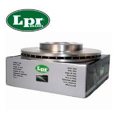 Диск тормозной LPR B2121P