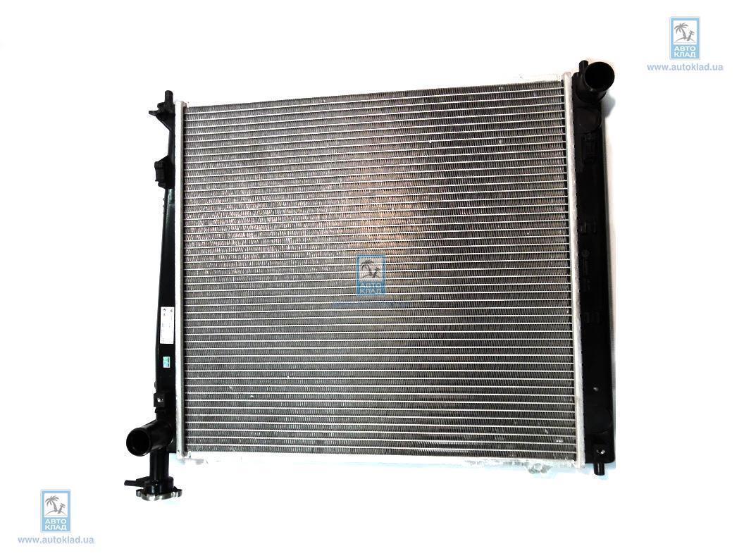Радиатор охлаждения LUZAR LRc 08P1