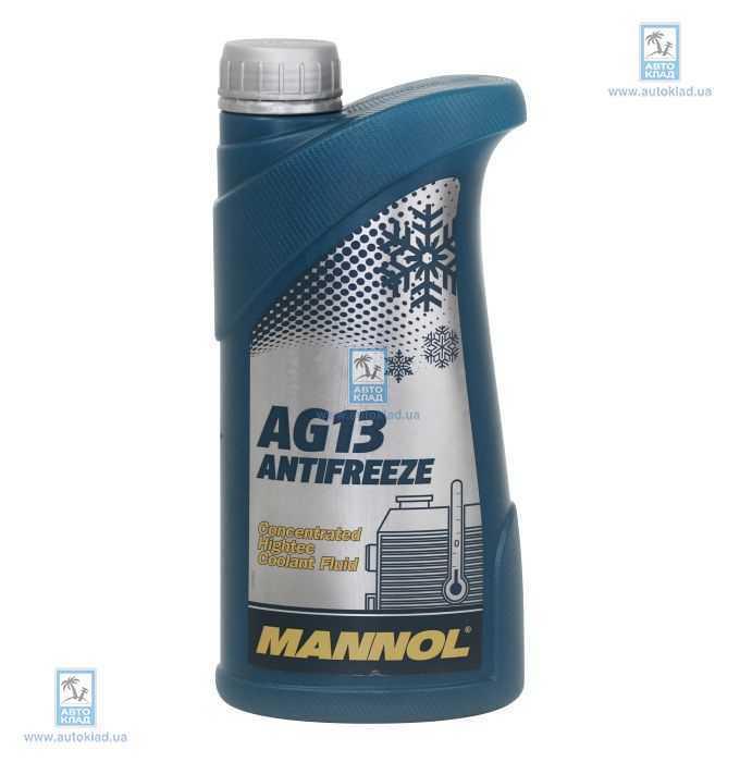 Антифриз G13 зеленый Hightec концентрат 1л MANNOL MN3702